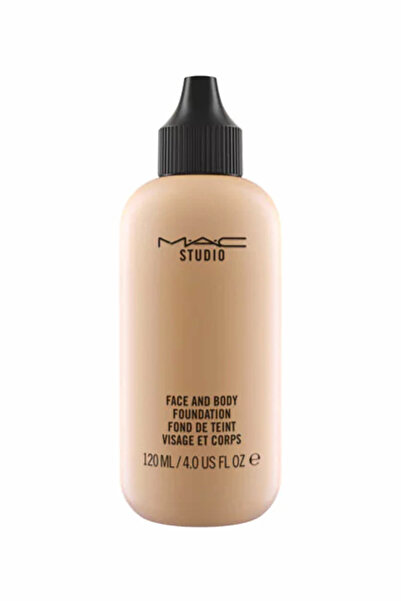 Fondöten - Studio Face and Body Foundation C3 120 ml 773602344741
