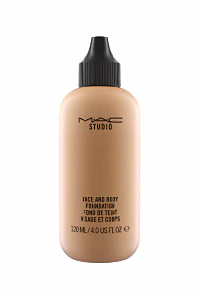 M.A.C Fondöten - Studio Face and Body Foundation C5 120 ml 773602344772
