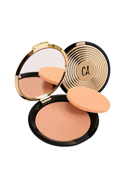 Catherine Arley Gold Pata Krem - Gold Cream Compact 201 8691167474104