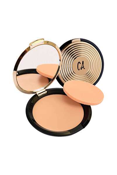 Catherine Arley Gold Pata Krem - Gold Cream Compact 200 8691167474098