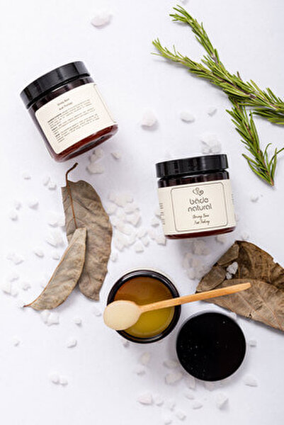 Bade Natural Maske & Peeling