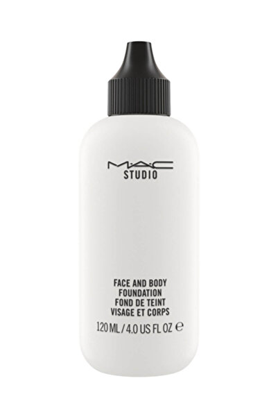 M.A.C Fondöten - Studio Face and Body Foundation White 120 ml 773602356645