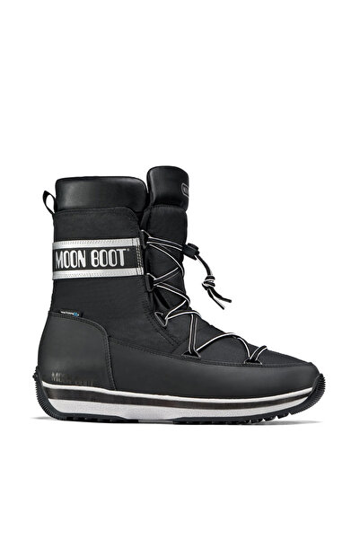 MOON BOOT Erkek 14200100-001 Moon Boot Lem Black