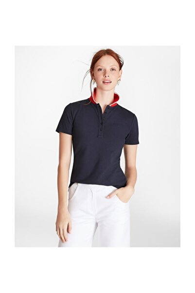 BROOKS BROTHERS 2 Lacivert Polo Yaka T-Shirt 1-00123486