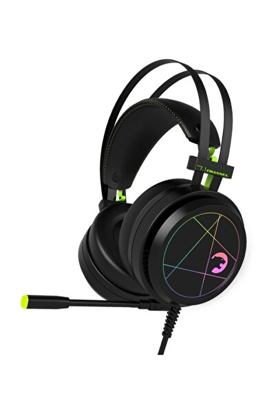 GamePower Medusa Rainbow Usb 7.1 Profesyonel Gaming Oyuncu Kulaklığı