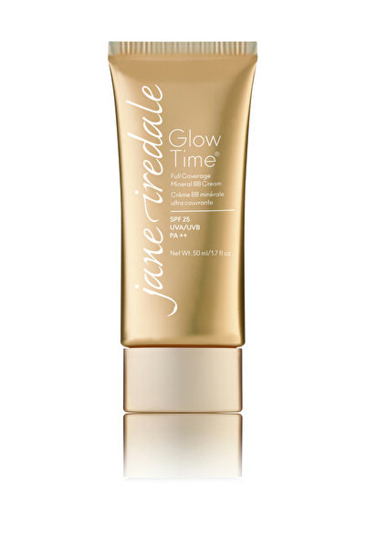 Jane Iredale Mineral BB Kapatıcı - Glow Time Full Covarage Mineral BB Cream Spf 25 BB3 50 ml 670959120366