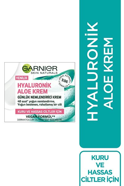 Hyaluronik Aloe Krem 50 ml 3600542332811
