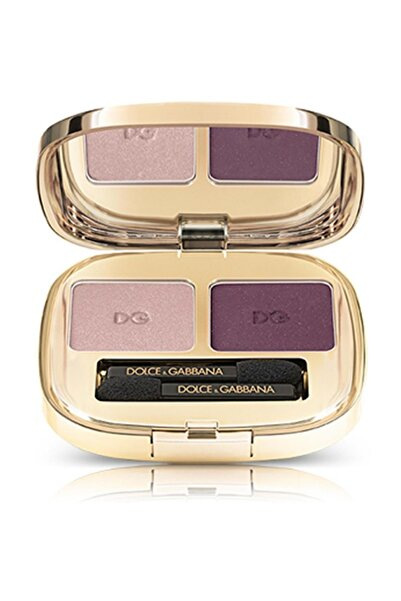 Dolce Gabbana Smooth Eyeshadow Duo 145 Contrast Göz Farı 737052960371