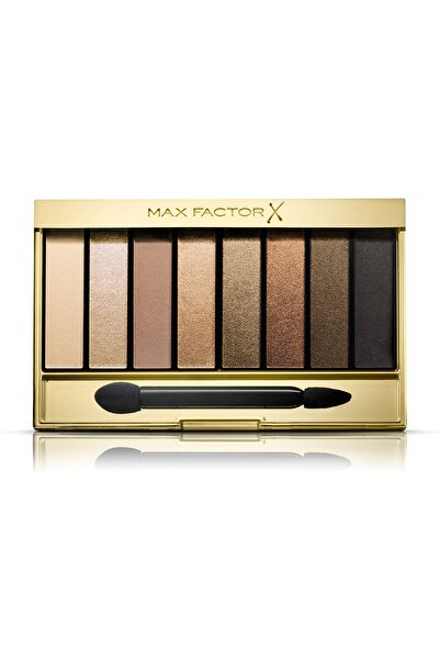 Max Factor Far Paleti - Masterpiece Nude Palette 02 Golden Nudes 3614226732361