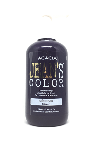 Jeans Color Saç Boyası Lilamor 250 ml 8680114782843