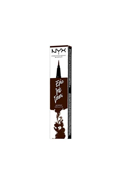 Kahverengi Eyeliner - Epic Ink Liner Brown 800897177478 800897177478