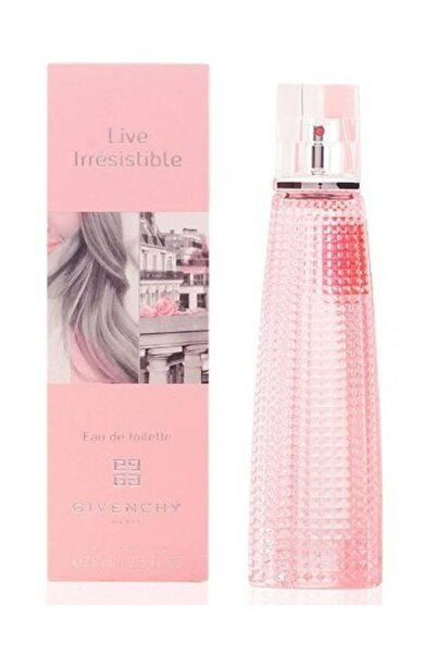Givenchy Live Irresistible Women Edt 100 ml 3274872324992