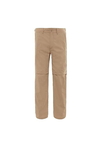 THE NORTH FACE M Horizon Convertible Erkek Pantolon Bej