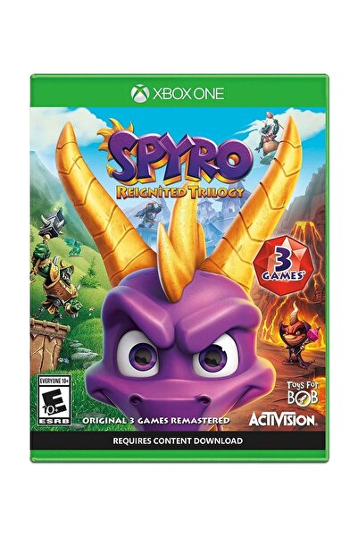 ACTIVISION Spyro Trilogy Reignited Xbox One Oyun