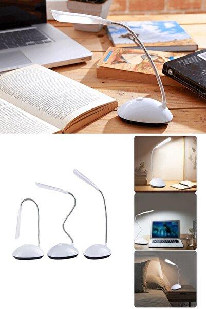 Bükülebilir Pilli LED Masa Lambası