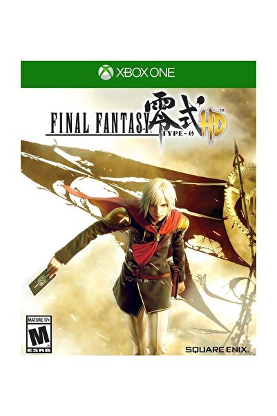 Square Enix Final Fantasy Type 0 HD Xbox One Oyun
