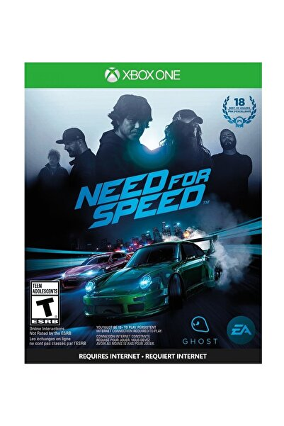 Electronic Arts Need For Speed 2015 Xbox One Oyun
