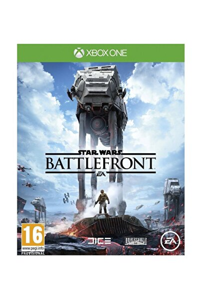 Electronic Arts Star Wars Battlefront Xbox One Oyun