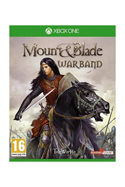 TaleWorlds Entertainment Mount & Blade Warband Xbox One Oyun