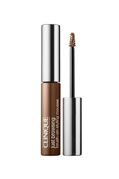 Clinique Just Browsing 03 Deep Brown Kaş Maskarası XDLY96605