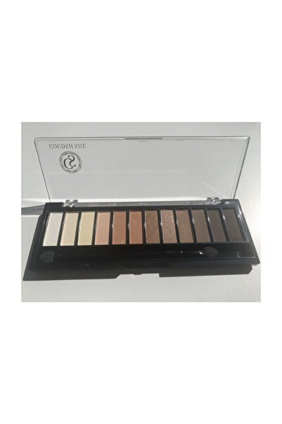Cocosh She 12 Colors Eyeshadow Palette
