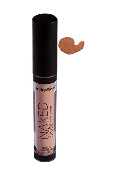 Ruby Rose Naked Skin Collection No:4