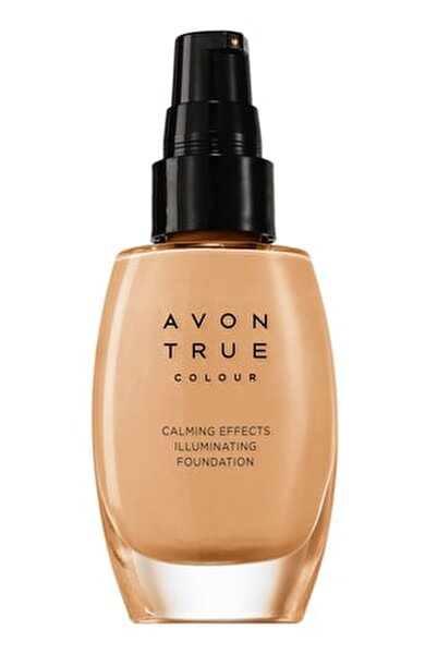 Fondöten - Calming Effects Mattifying Foundation Almond 30 ml 8681298930310