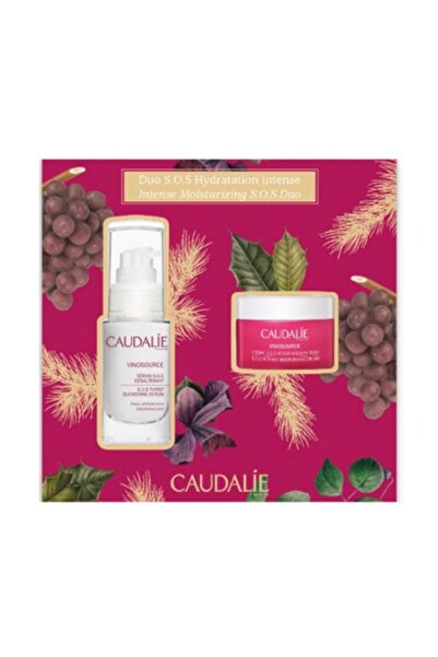 Caudalie Nemlendirici Set Vinosource S.O.S Moisturizing Duo