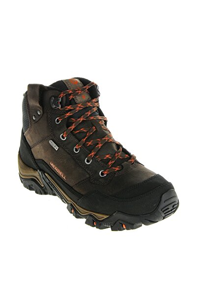 Merrell Erkek Outdoor   Bot J21127 Merrel Polarand Rove Waterproof / Black Slate
