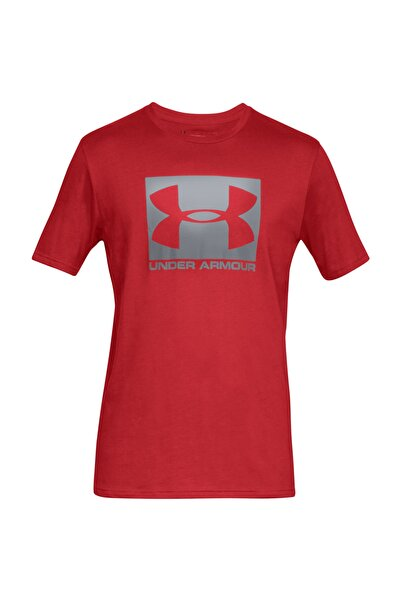 Under Armour Erkek Spor T-Shirt - Ua Boxed Sportstyle Ss - 1329581-600