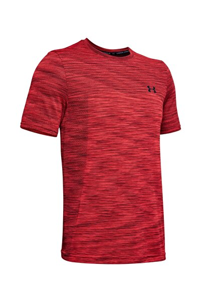 Under Armour Erkek Spor T-Shirt - Vanish Seamless SS - 1325622-646