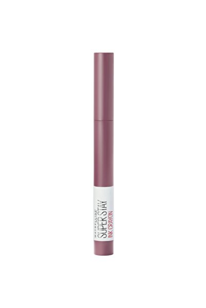 Maybelline New York Kalem Ruj - Sw Superstay Ink Crayon 25 Stay Exceptional