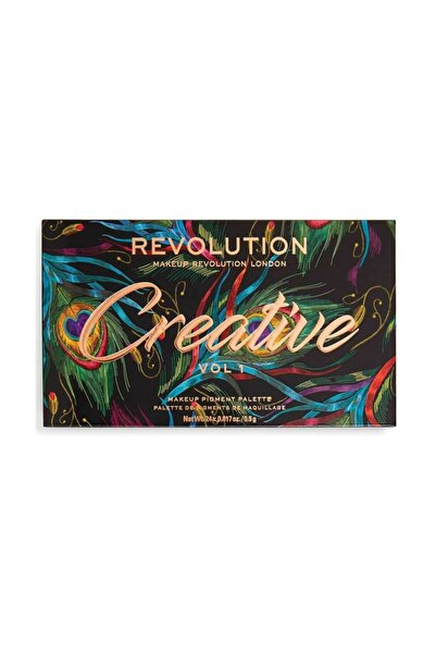 MAKEUP REVOLUTION Creative Vol1 Far Paleti