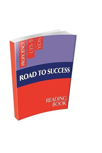 Ydspublishing Yayınları Yds Lys 5 Roat To Success Reading Book