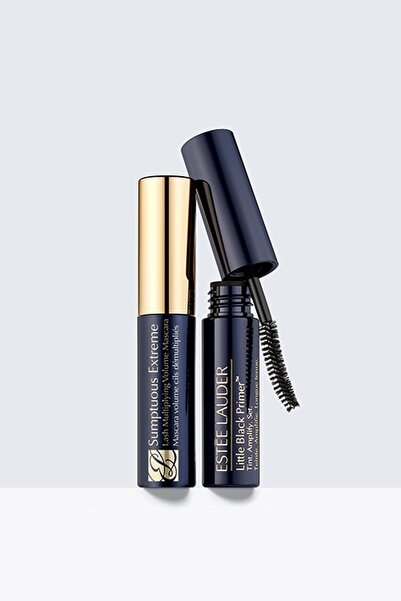 Mini Maskara Set - Mini Mascara & Mini Black Primer Duo 887167487321