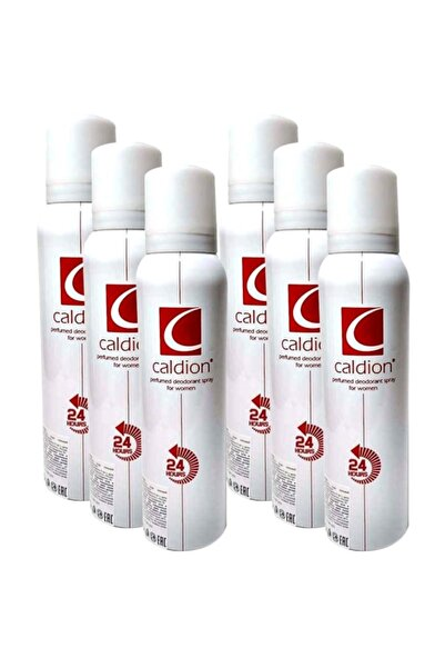 Caldion Bayan Deodorant 150 ml 6 Adet