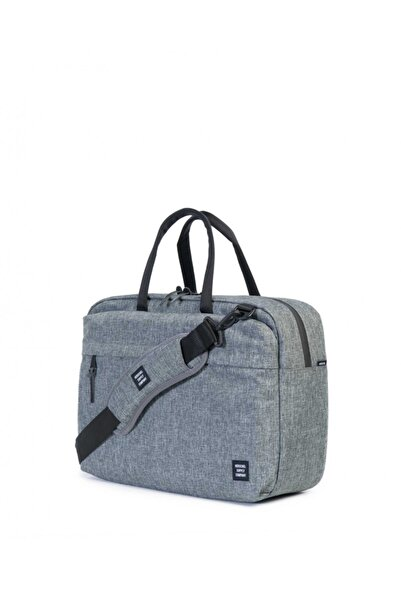 Herschel Supply Co. Raven Crosshatch Unisex Herschel Sandford Laptop Çantası 10330 Co 10386