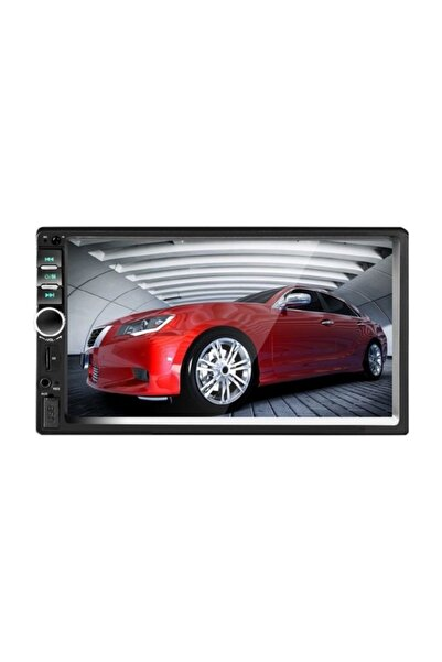 Driven Drivetec Double Din Oto Teyp 7inc Ekran Mirrorlinkli Multimedya Sistemi