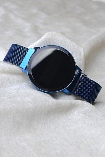 Mıknatıslı Dokunmatik Unisex Kol Saati XT250106