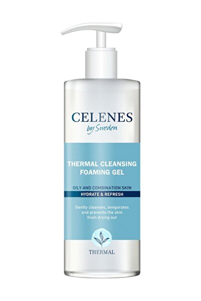 Celenes by Sweden Celenes Thermal Temızleme Jelı 250ml Yaglı/karma
