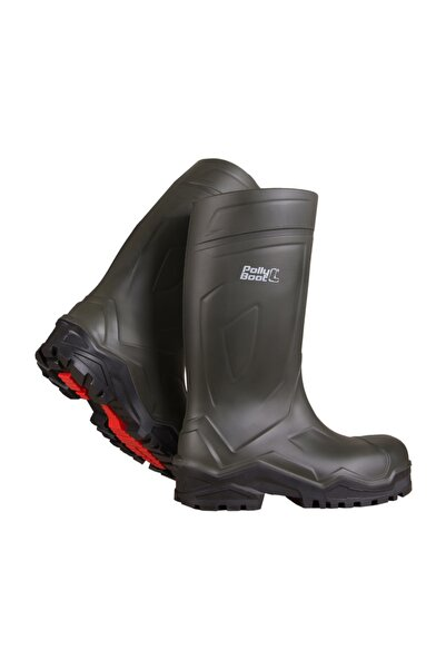 Polly Boot Power Haki S5 (çelik Burun + Çelik Ara Taban)
