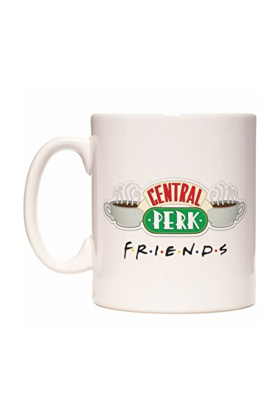 Friends Central Perk Coffee Kupa Bardak