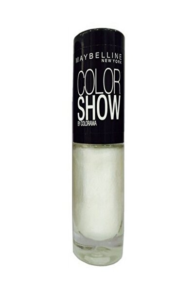 Maybelline New York Color Show Oje 7 Ml - 19 Marshmallow