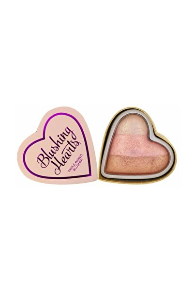 I HEART REVOLUTION Blushing Hearts Allık Iced Hearts  5 Gr
