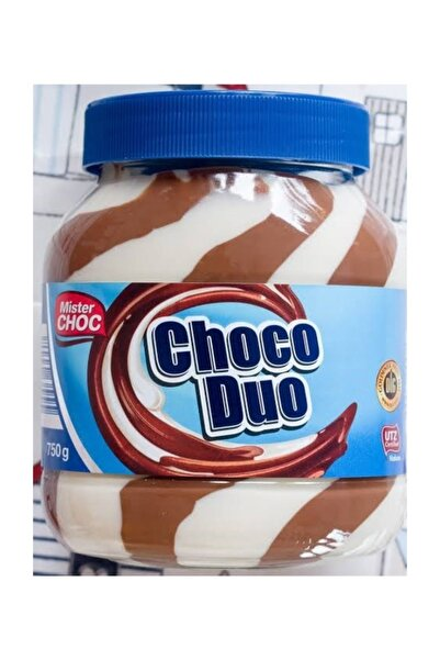 Nutella Mister Choc Duo 750gr