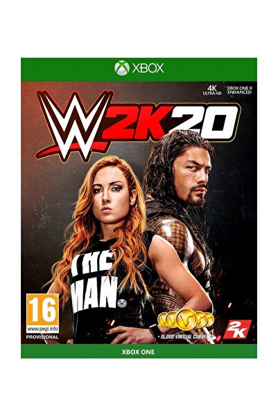 2K Games WWE 2K20 Standart Edition Xbox One Oyun