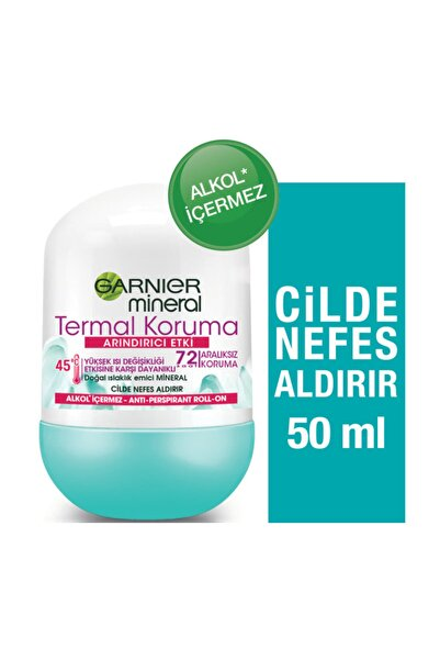 Mineral Termal Koruma Roll On 50 Ml