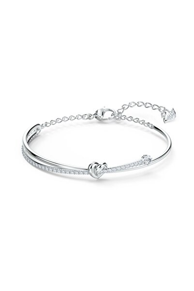 Swarovski Bileklik Lifelong Hrt-bangle Open Czwh-rhs M 5517944