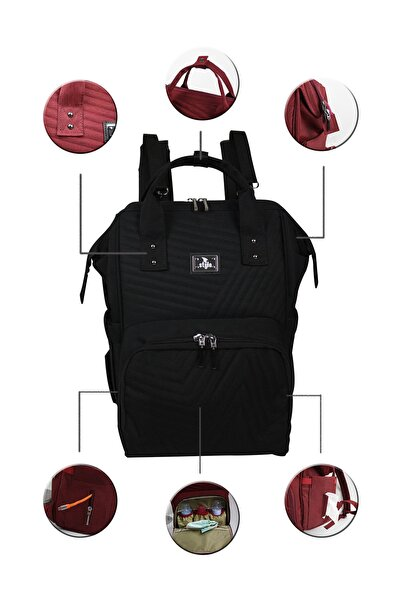 Stylo Tokyo Platinum All in One Special Edition Backpack