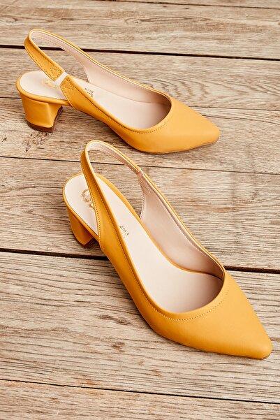Bambi Hardal Kadın Casual Ayakkabı L05037210